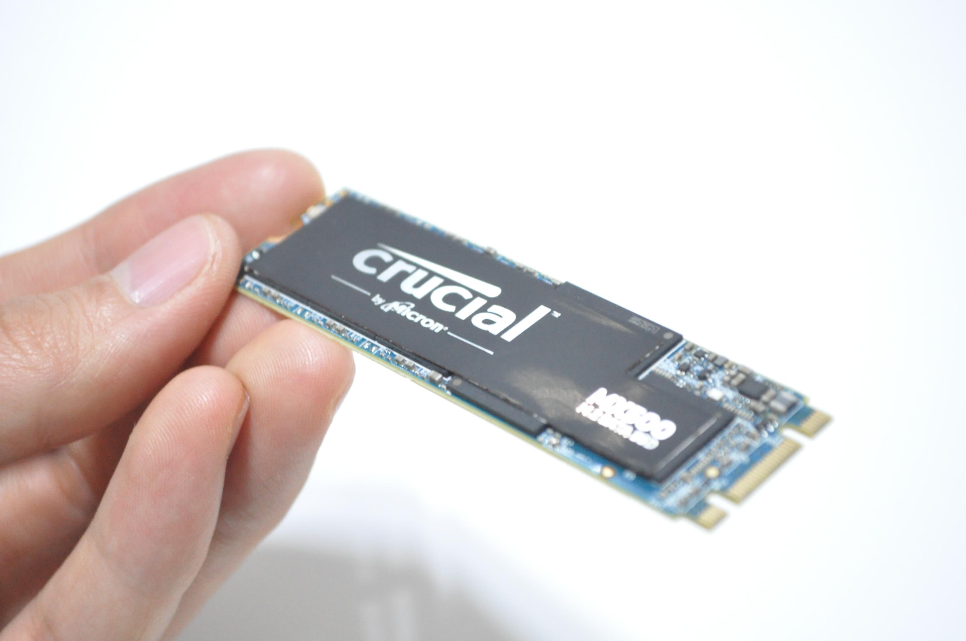 아스크텍 마이크론 MX500 M.2 SSD 추천!