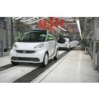 벤츠 EQ의 소형 전기차, 프랑스 함바흐 생산 결정