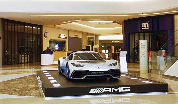 AMG의 미래가 스타필드에 왔다!