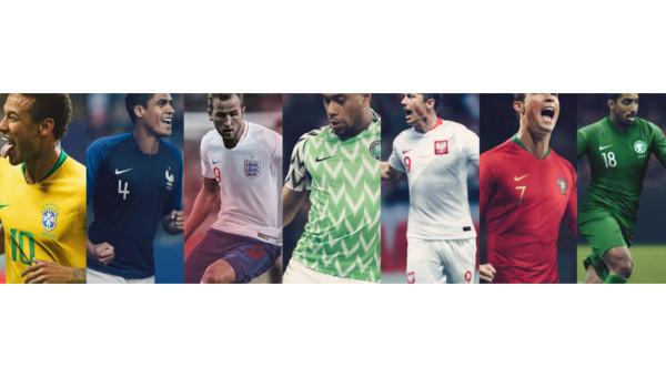 2018 월드컵 유니폼 BEST&WORST