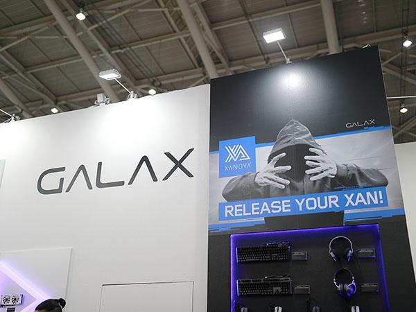 우리의 목표는 1위, 야심차게 나아가는 GALAX 그래픽카드 [컴퓨텍스2018]