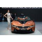 [부산모터쇼] BMW, i8 로드스터 등 6개 모델 국내 최초 공개