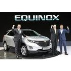 쉐보레, 중형 SUV 이쿼녹스 출시..가격은 2987만~3892만원