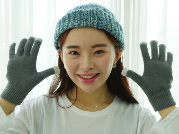 복불복 상점 나는 장갑으로 통화한다 Jeystar Talking Glove