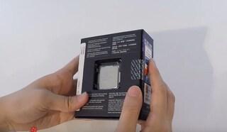 인텔 40주년 한정판 CPU!? i7-8086K 개봉 및 스펙 공개!!