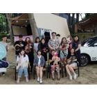 쌍용차, 티볼리 브랜드와 함께하는 '펫 글램핑' 개최
