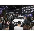 2018 부산모터쇼 - 르노삼성, 관람객 참여 이벤트 진행