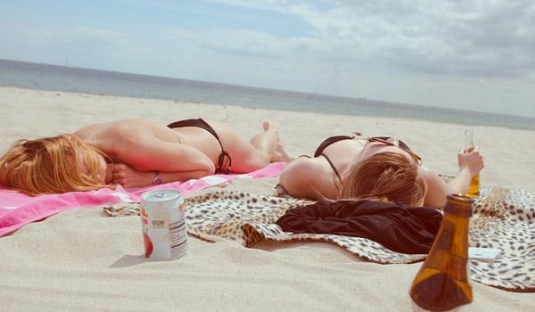 여름이 온다! 휴가는 해외로!