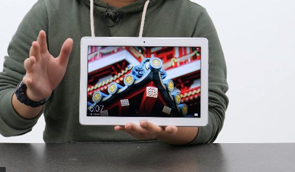 화웨이 방수 태블릿의 성능은?