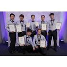 '2018 볼보 서비스 기술 경진 대회' 한국 대표팀 2위