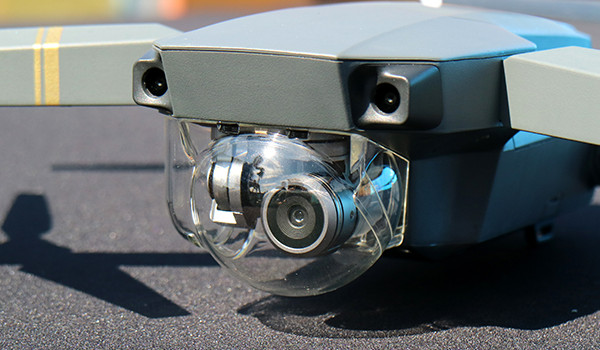 모듈식 카메라 탑재한 매빅 2