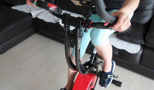 렉스파 스피닝 자전거 사용기