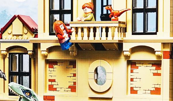 LEGO X 쥬라기월드