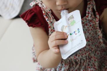 풀마루 아이만을 유기농흑마늘진액, 한 달째 먹이고 있어요