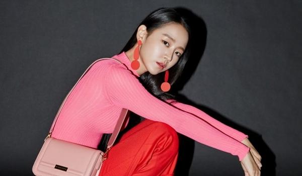 신혜선 X 칼린, 시크 컨셉 화보