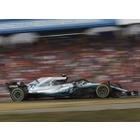 메르세데스-AMG 페트로나스 모터스포츠팀, 루이스 해밀턴 및 발테리 보타스 F1 독일 그랑프리 1, 2위 나란히 석권