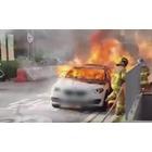 BMW 불난 520d 중고차값 전액 보상, 나머지는 리콜