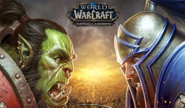 호드와 얼라의 전쟁이 시작됐다!
