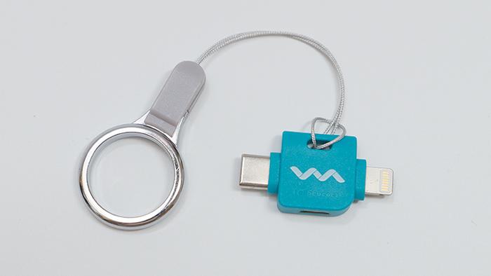 와사비망고 스위치 USB Type C + 라이트닝 8핀 고속충전 듀얼 젠더