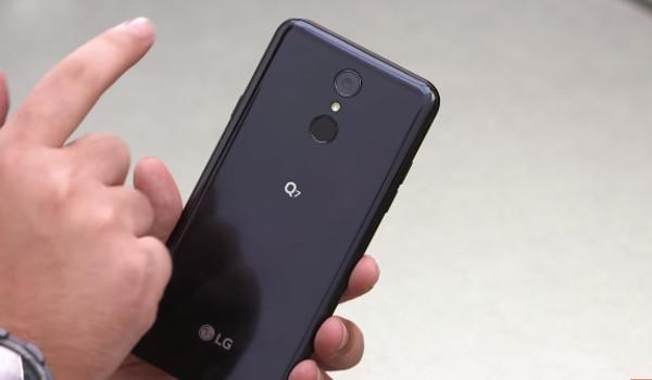 출고가 인하한 LG Q7 개봉기