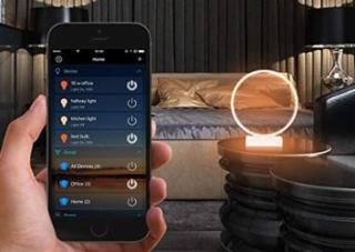 복불복 상점 Smart Lamp LANMU