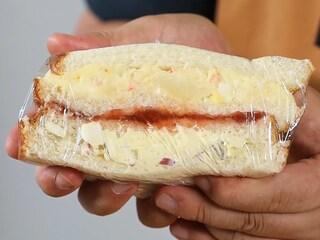 인기가요 샌드위치 완벽재연