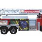 앨리슨, 브라질 42미터 고가 사다리 소방차에 전자동변속기 공급