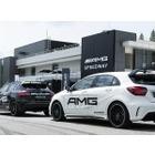 한국타이어, 'AMG 스피드웨이'에 타이어 독점 공급