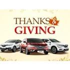 르노삼성, 가을맞이 'Thanks & Giving' 프로모션 진행
