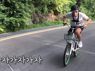 따릉이로 남산정복!! 서울시 공공자전거, 얼마나 탈만한가?