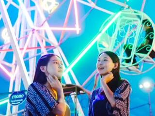 듀자매의 태국 여행