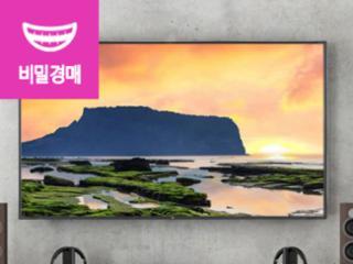 [낙찰공개] 크로스오버 TIO 43UH5030 UHD TV (스탠드)