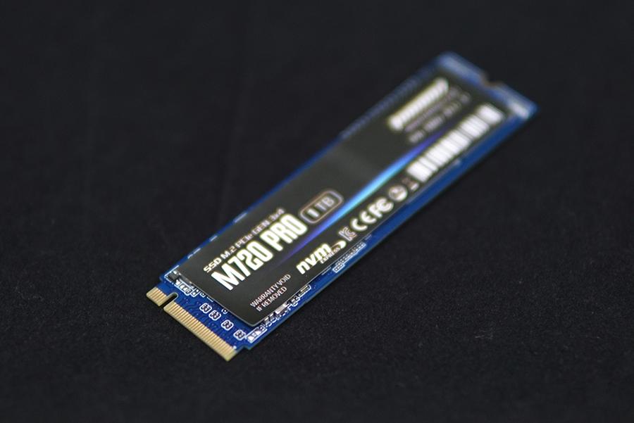 타무즈 M720 PRO M.2 2280 (1TB), 더 합리적인 가격의 Nvme M.2 SSD