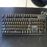 <똑똑한 리뷰씨> 지센 광축으로 더 좋아진 한미마이크로닉스 MANIC X40 게이밍 기계식 키보드