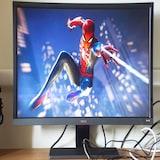 기능및 화질상태) BenQ EL2870U UHD HDR 무결점 게이밍 모니터 리뷰