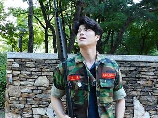 국군의 날 기념! M16A1 소총