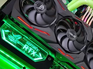 ASUS ROG STRIX GEFORCE RTX2080 Ti GAMING D5X 11GB 언박싱(unboxing)