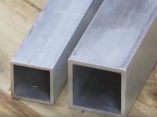 알루미늄 파이프를 더 깔끔하고 안전하게 사용하는 방법!