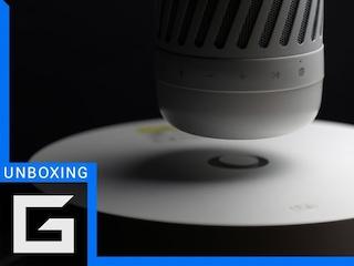 신비한 공중부양 블루투스 스피커, LG PJ9 개봉기