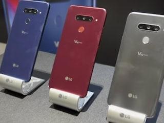 LG V40 씽큐 언빡싱 & 첫인상