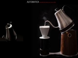 전자동(?) 핸드드립 커피메이커 'AUTOMATICA'