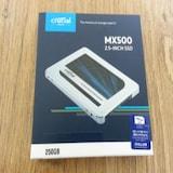 국민 SSD 마이크론 Crucial MX500 250GB