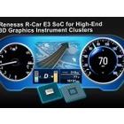 르네사스, 자동차용 R-Car E3 출시