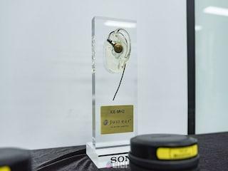 SONY JUST EAR, 소니 테일러 메이드 이어폰 신제품 발표회 후기