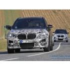 [스파이샷] BMW X1 페이스리프트