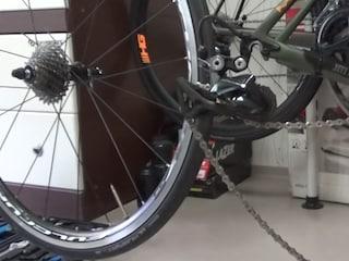 초보자도 쉽게 따라하는 자전거 휠 분리/결합 방법