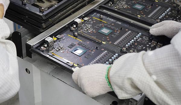 MSI VGA는 어떻게 만들어지나