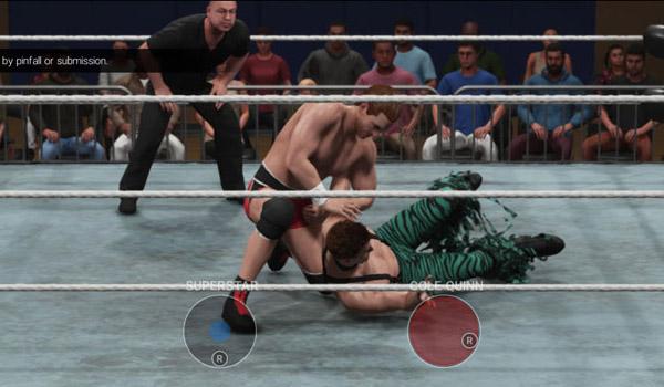 WWE2K19, 완성을 향해 나간다