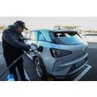 현대차가 내놓은 수소전기차 '넥쏘'..유럽서 안전성 테스트 해보니...