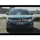 폭스바겐의 새로운 SUV T-크로스 '압도적인 공간'